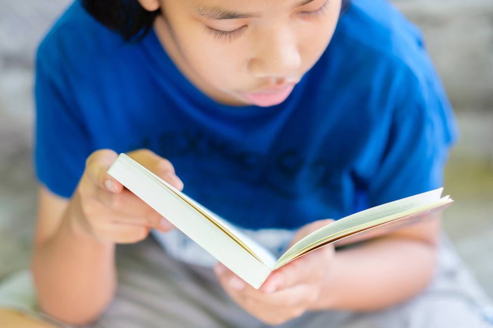 Help 2nd Grader With Reading Chapter Books
